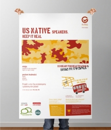 GV   Plakat